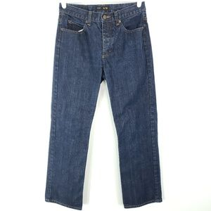 J Crew Jeans Button Fly Straight Leg 28x30